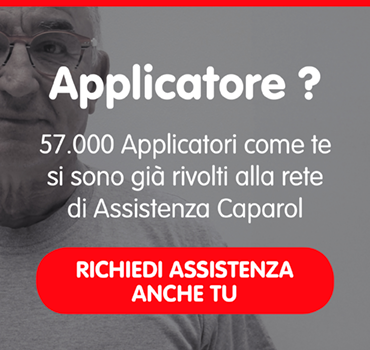 Richiedi assistenza professionale per applicatori