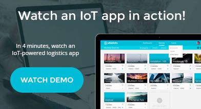 IoT application demo