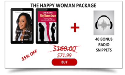 HAPPY WOMAN - RELATIONSHIP TRILOGY