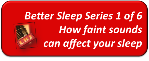 faint sounds and sleep LindaBJames.com