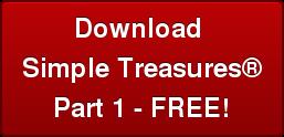 Simple Treasures 1 - Linda B. James LindaBJames.com