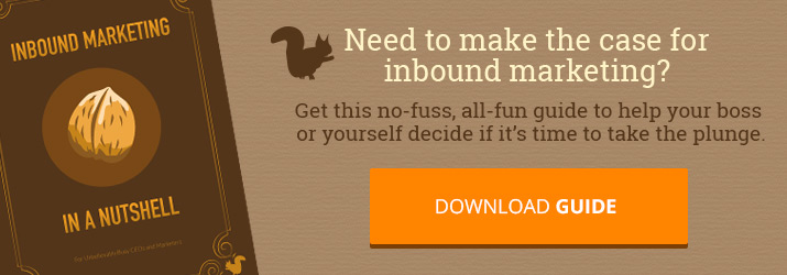 Download Guide: Inbound Marketing In A Nutshell