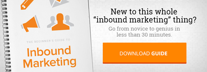 Download: The Beginner's Guide To Inbound Marketing