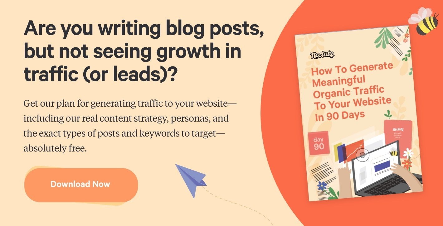Download Now: How To Generate Meaningful Organic Traffic To Your Website In 90 Days