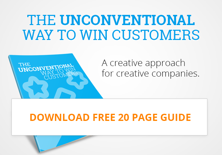 Download Guide: The Unconventional Way To Win Customers