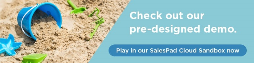 Join our SalesPad Cloud SandBox Demo