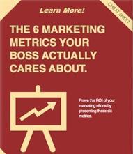 how to prove your company marketing ROI to executives