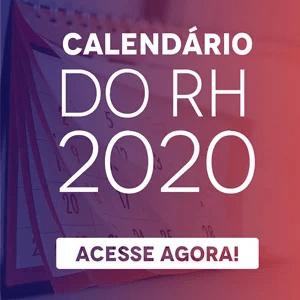 """Banner do calendário do RH 2020, com um botão escrito """"baixe agora"""""""