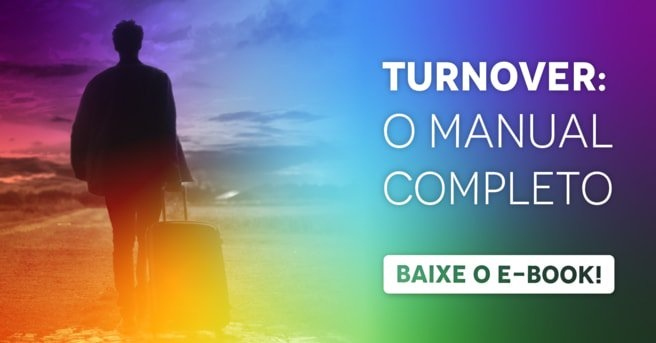 """Banner do ebook """"TURNOVER: o manual completo"""", com um botão escrito """"baixe nosso e-book"""""""