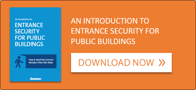 Download Introduction to Entrance Security for Public Buildings