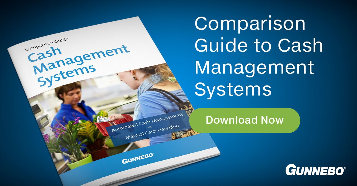 Download Comparison Guide for Cash Management Systems