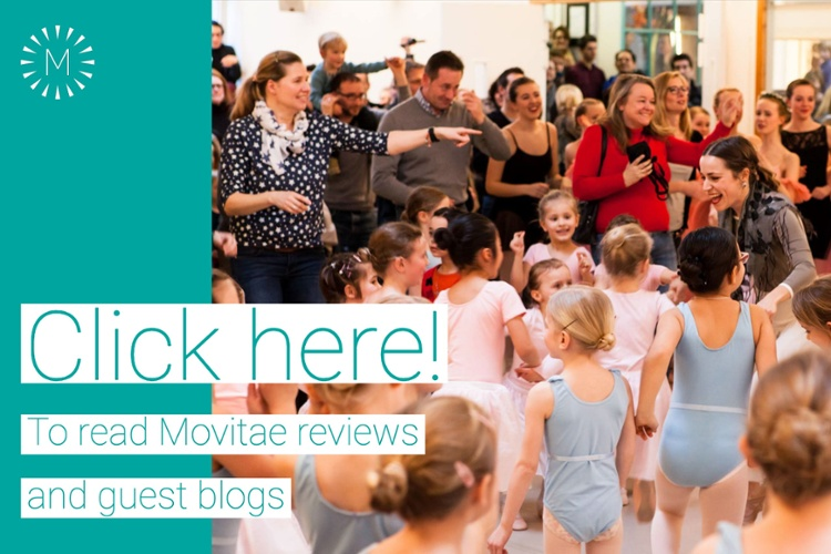 Movitae reviews and guest blogs