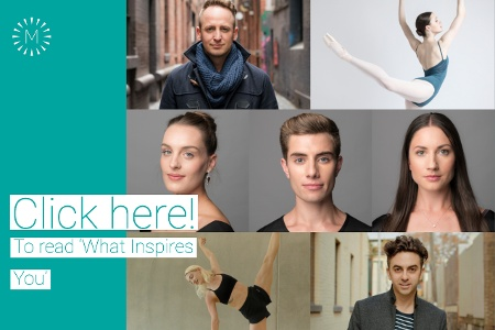 what inspires you to dance and choreograph