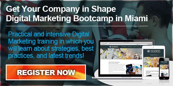 Digital Marketing Training Bootcamp Miami