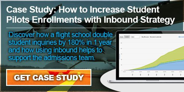 Flight School Marketing Case Study
