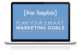 SMART Inbound Marketing Goals Tool