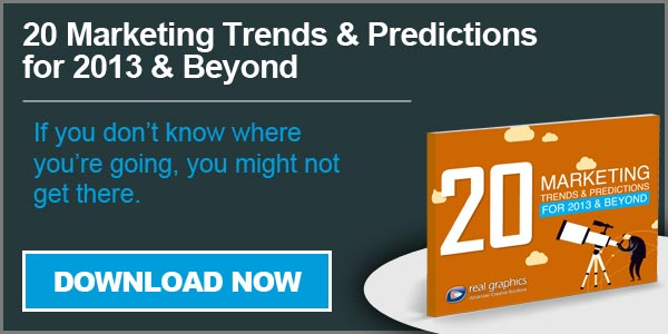 Ebook - 20 Marketing Trends and Predictions - Download