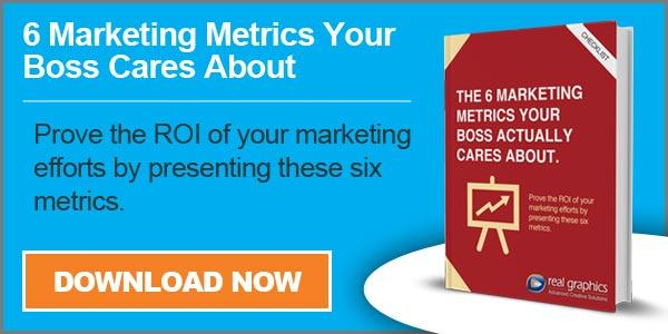Free eBook: 6 Marketing Metrics Your Boss Cares About