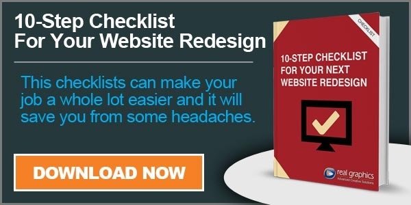 Ebook - 10 Step Checklist For Your Website Redesign - Download