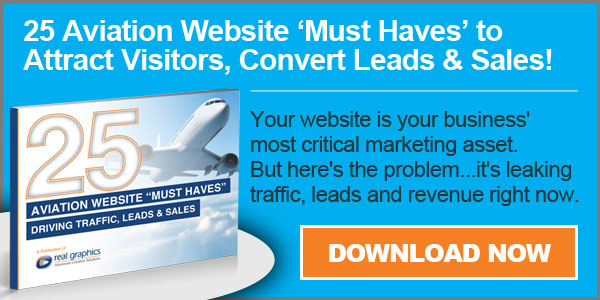 25 Aviation Website Must Haves to Attract Visitors