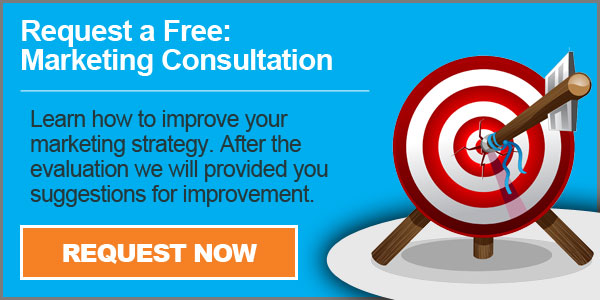 Request Marketing Consultation - Learn how to improve your marketing plan