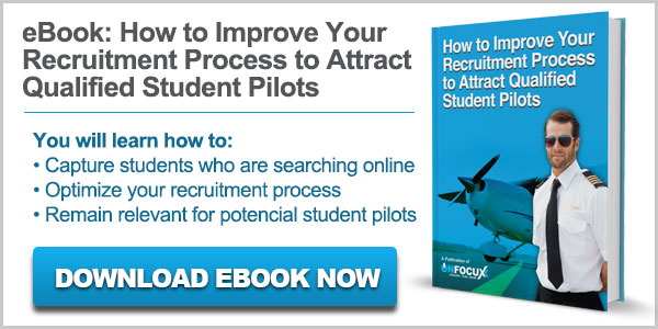 How to Improve Your Recruitment Process to Attract Qualified Student Pilots