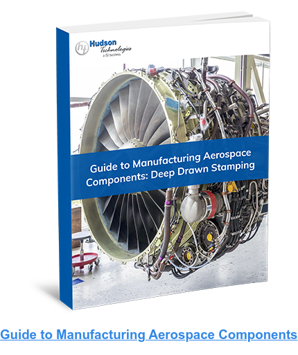 Guide to Manufacturing Aerospace Components Deep Drawn Stamping