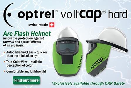 Optrel voltcap welding