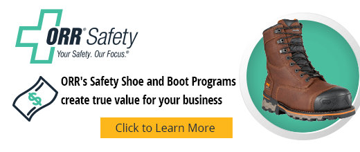 ORR Safety Shoe Boot Program