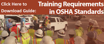 Download Guide: Training Requirements in OSHA Standards