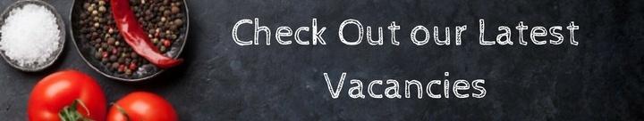 Latest Vacancies
