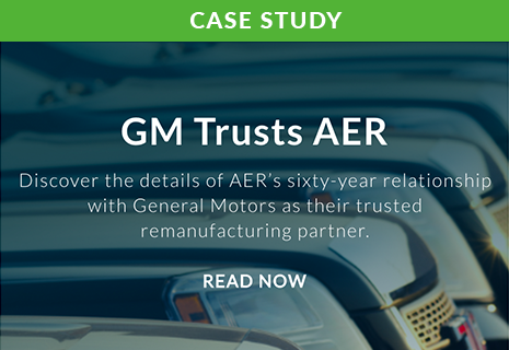 Case Study: Teaming up with GM on automotive electronics repair