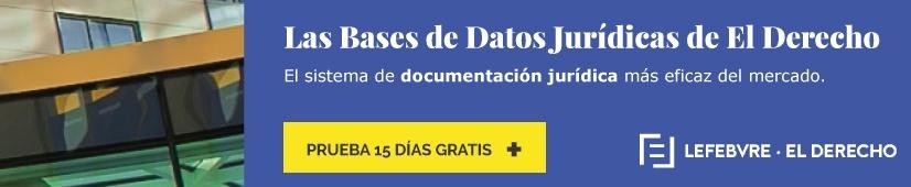 Documentación BBDD jurídicas demo