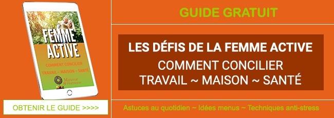 Guide gratuit femme active