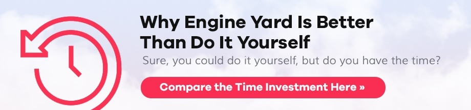 Why Engine Yard Is Better Than Do It Yourself