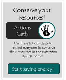 conserve your resources
