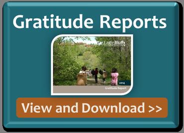 Gratitude Reports