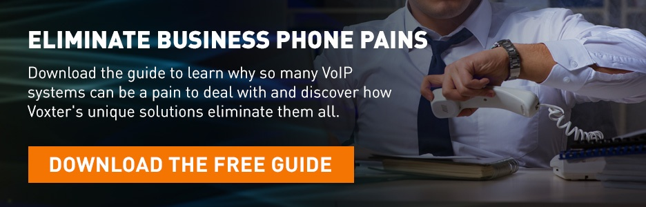 Solving Your Top 10 Business Phone Pains