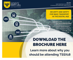 Click here to download your copy of the Transport Security and Saftey Expo 2018 Brochure