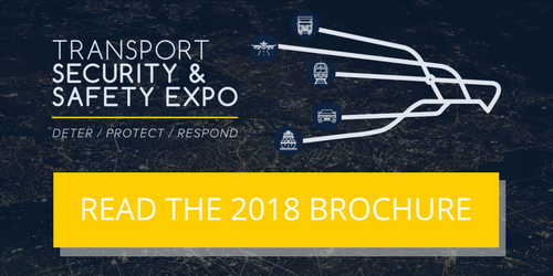 Click here to get your copy of the Transport Security and Saftey Expo 2018 Brochure