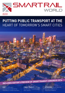 Putting Public Transport at the Heart of Tomorrow's Smart Cities.