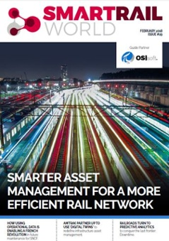 Smart Asset Management For A More Efficient Rail Network
