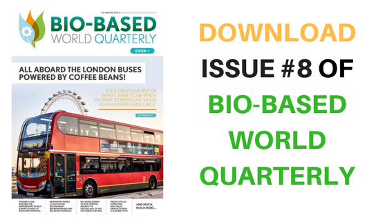 Download Issue #8 of the Bio-Based World Quarterly