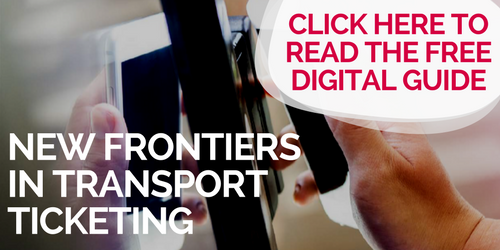 Click here to get your copy of our 25th digital guide - New frontiers in transport ticketing.