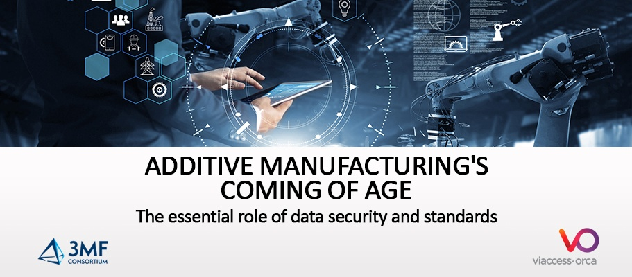 Additive Manufacturing webinar banner
