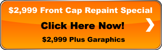 RV faded front cap repaint special 2499