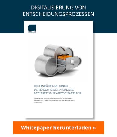 Whitepaper-Download: Digitalisierung von Entscheidungsprozessen