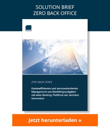 Solution Brief Zero Back Office