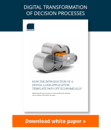 White paper download: Digital Transformation of Decision Processes