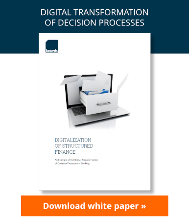 White paper download: Digitlization of Structured Finance